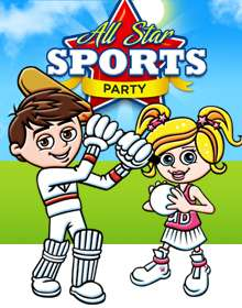 All Star Sports Party