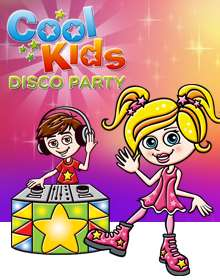 Cool Kids Disco Party
