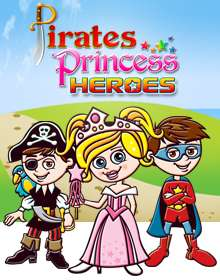 Princesses, Heroes and Pirates Party