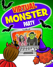 Virtual Monster Party