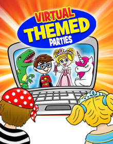 Virtual Themed Party